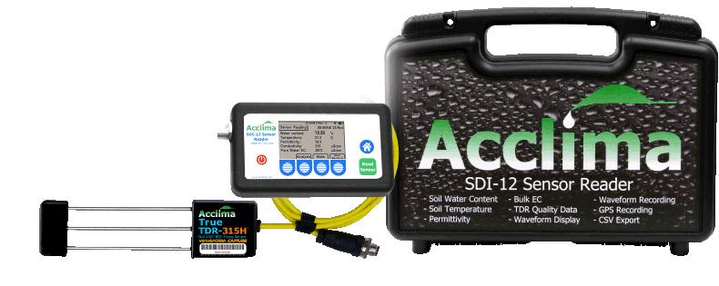 Acclima Sensor Reader Kit
